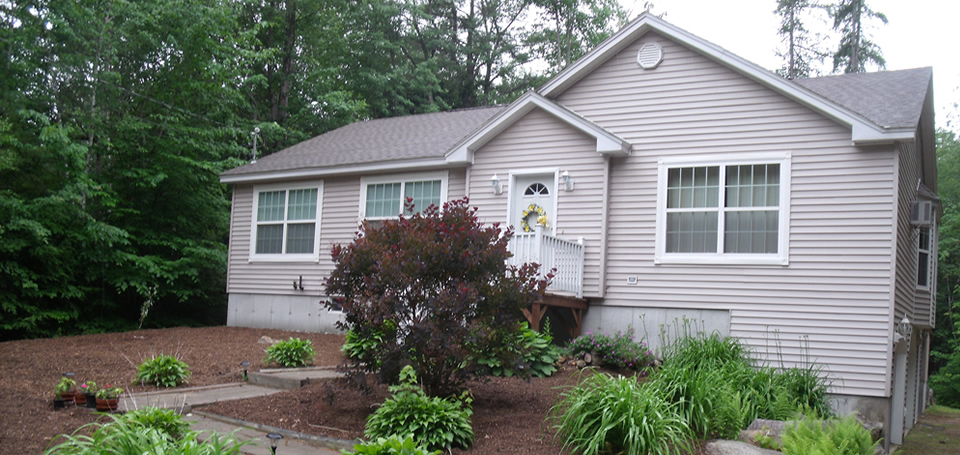 bridgton vacation rental back to nature rentals